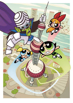 PPG Comic-Up Shanghai Exclusive Print