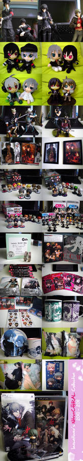 My Nitro+CHiRAL collection