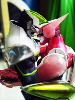 Tiger and Bunny figure love