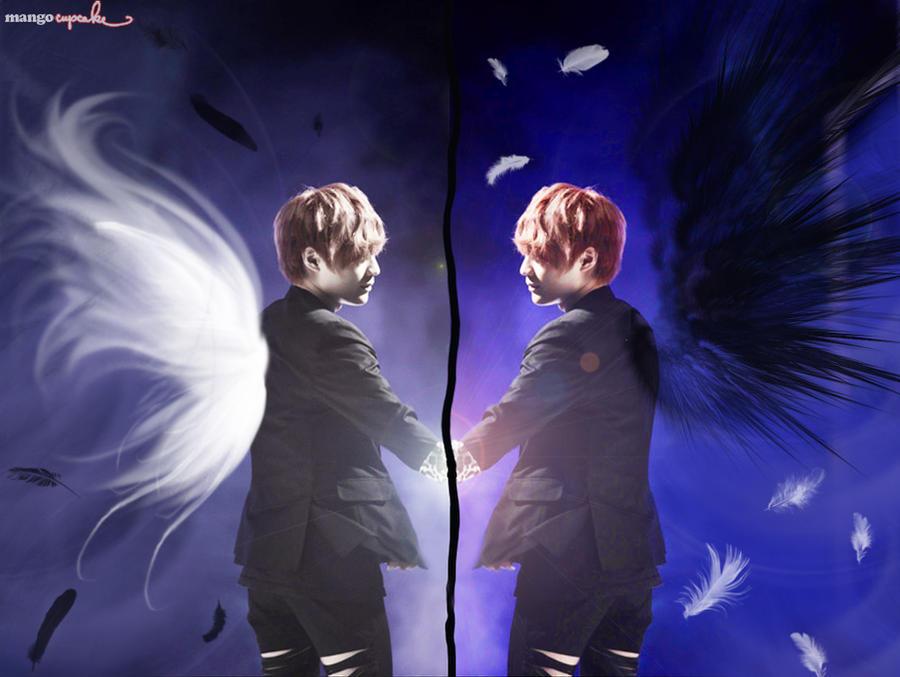 Taemin _ Good or Bad? by TheMangoCupcake