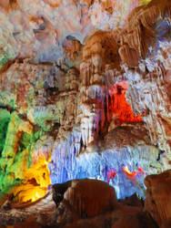 Paradise Cave by mysticagirl
