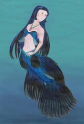 DPR [Let's Draw]: Mermaid/s by mysticagirl