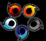 Team chaos control logo