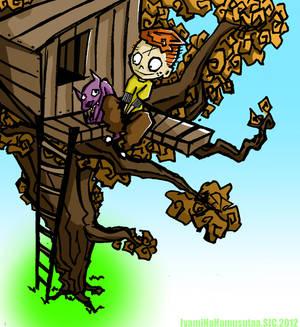 Tree-house Buddies