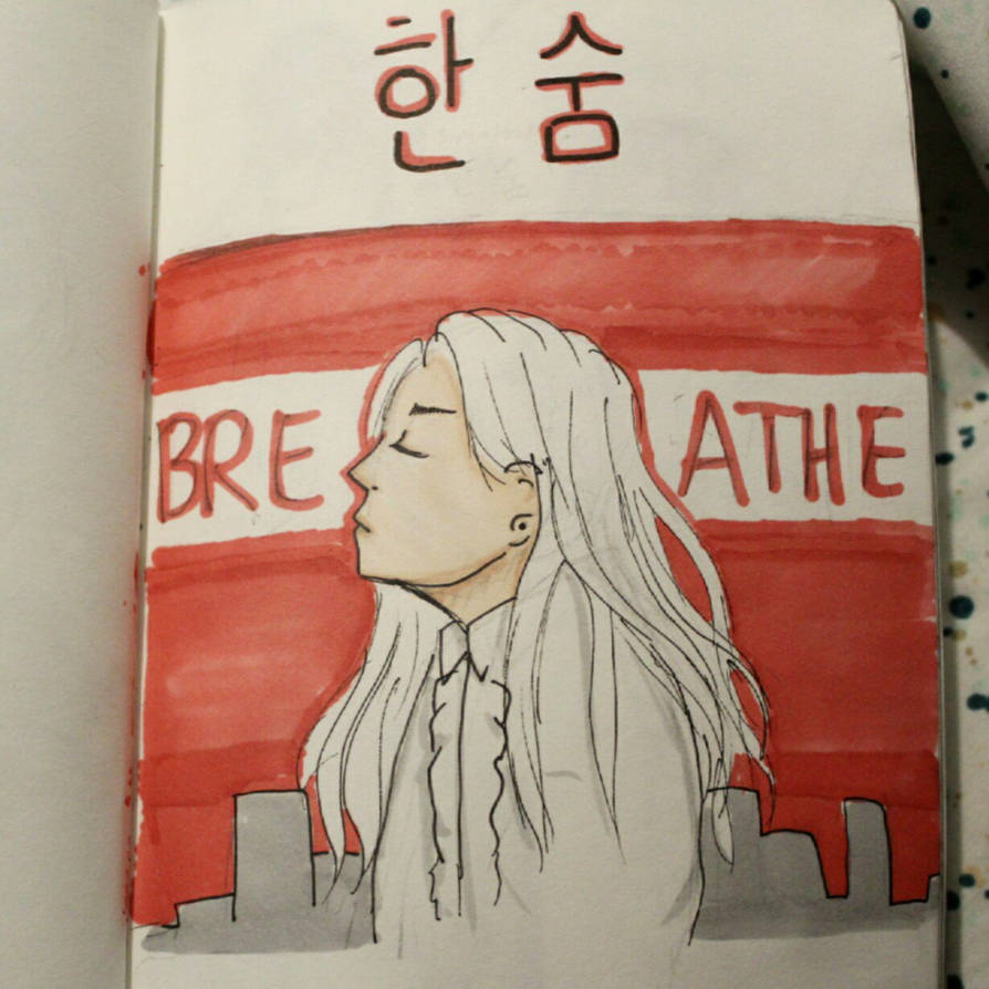 Lee Hi Breathe By Autumnleafsuga On Deviantart