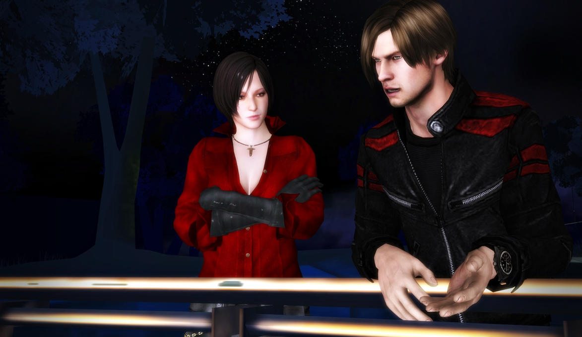 Ada And Leon... Again by akmal777