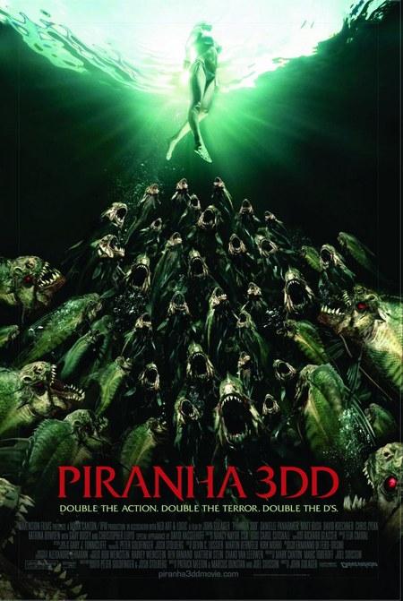 Piranha 3DD WP by LacitheHunter