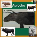 NYBPAD319: Extinct Animals (Aurochs)