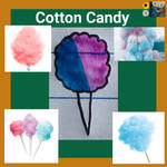 NYBPAD319: The Food (Cotton Candy)