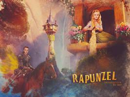Rapunzel by TayMayer