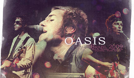 Oasis Brazil by AlbionSailor