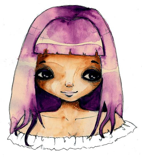 purple is my favorite color by diez loves u on deviantart. Black Bedroom Furniture Sets. Home Design Ideas