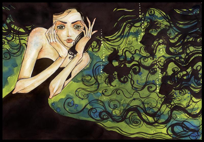 black fish... by n-m-rotten