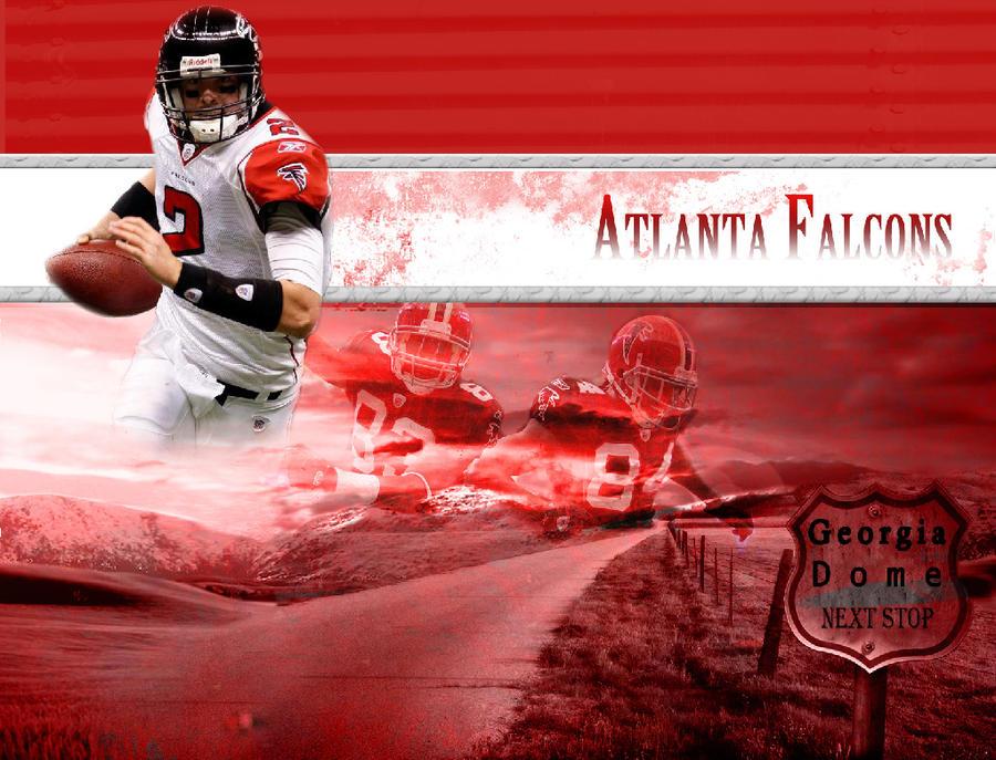 Atlanta Falcon Wallpapers Group 60: Atlanta Falcons Wallpaper 2 By CJ-n-ATLFalcons On DeviantArt