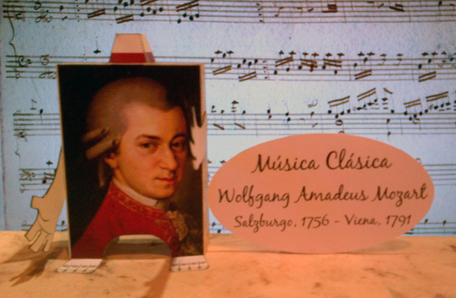 wolfgang amadeus mozart research paper