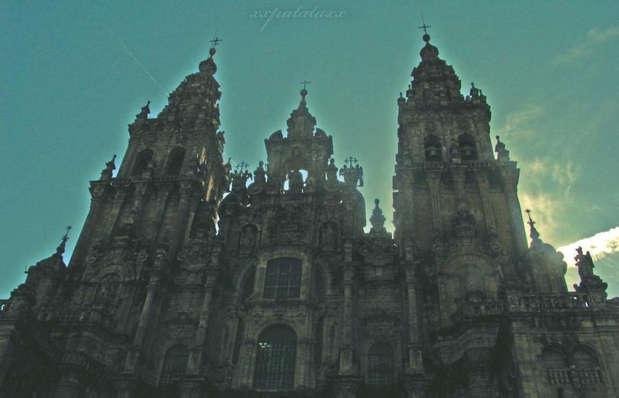 Catedral de Santiago by Davero
