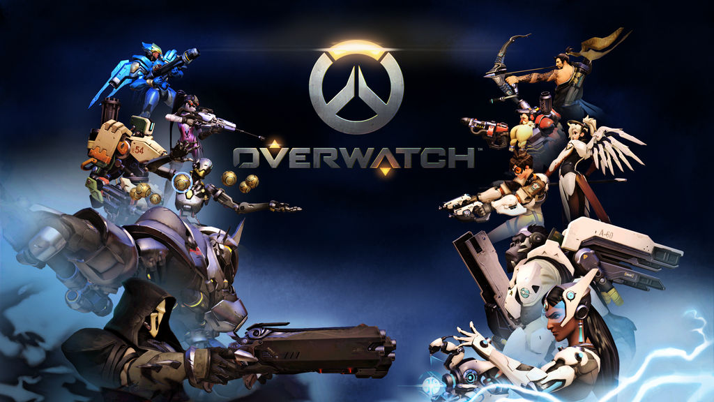 Get Overwatch Desktop Background  Pictures