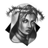 Tattoo Sketch 18 by bth3run