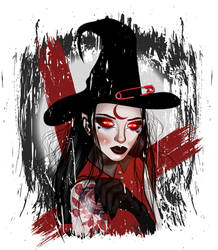 The Vampire Witch