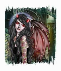 Gargoyle Girl