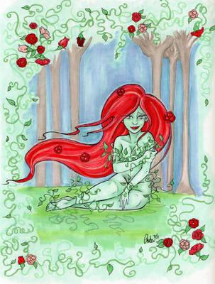 Flora by CinsAngel
