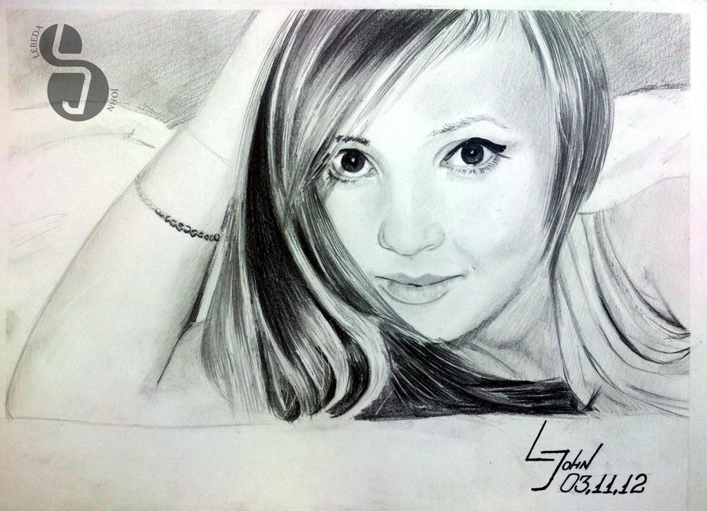 Cristina by LJohnn