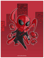 Superior Spider Man by bayubaruna