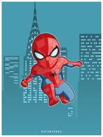 Spider Man by bayubaruna