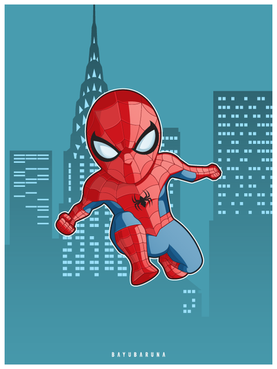 Spider Man by bayubaruna