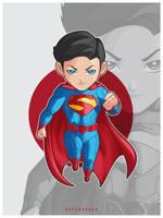 Superman by bayubaruna