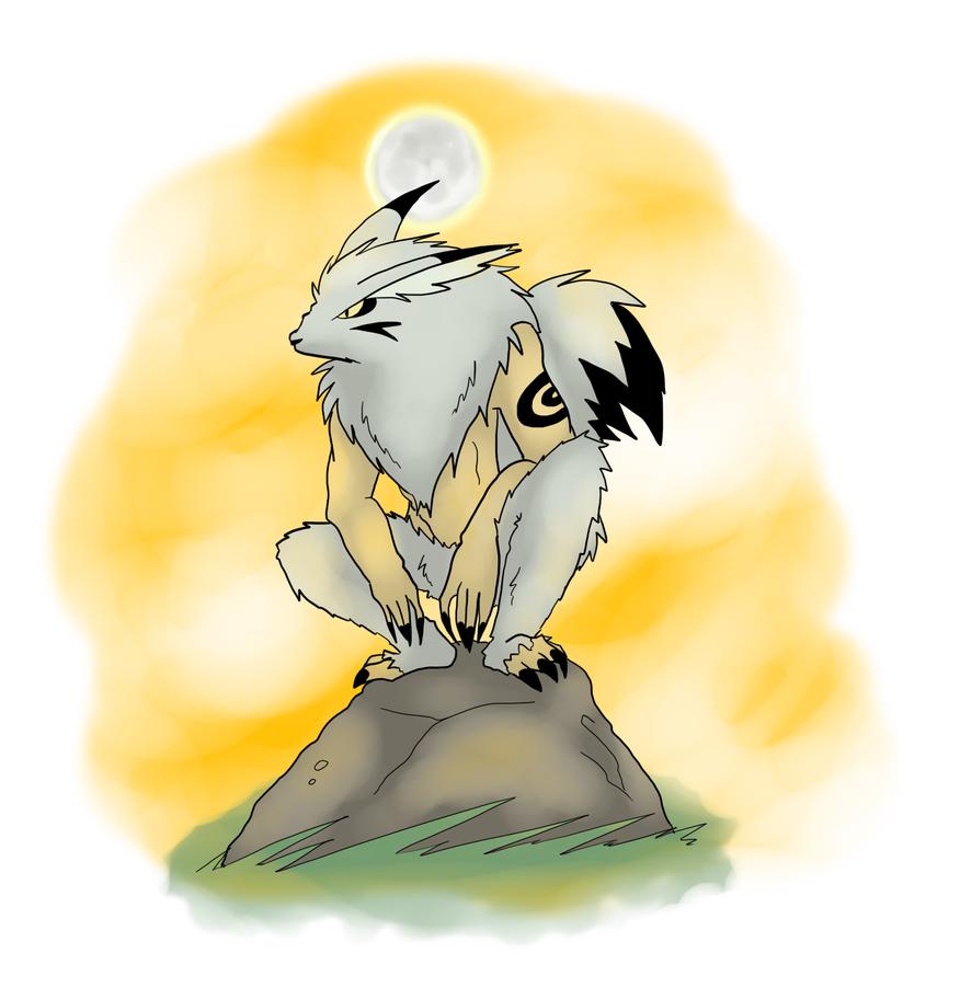 Werewolf by blayzeon