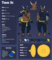 Tudor Ox by pikminpedia