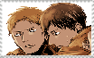 ReiBert Stamp by newsie-fics