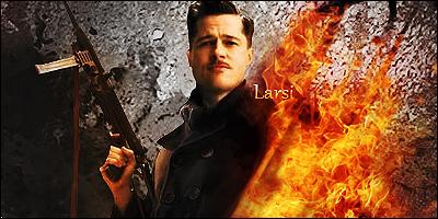 Lt. Aldo Raine by larsi-artz