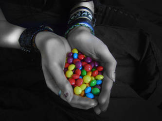 Skittles by GoThicMii