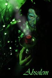 Smoking absolum by GoThicMii