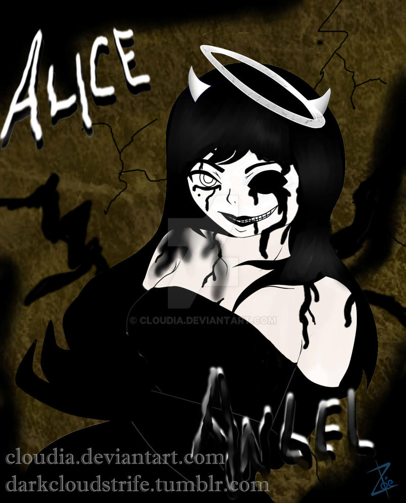 Demon Alice Angel by Cloudia