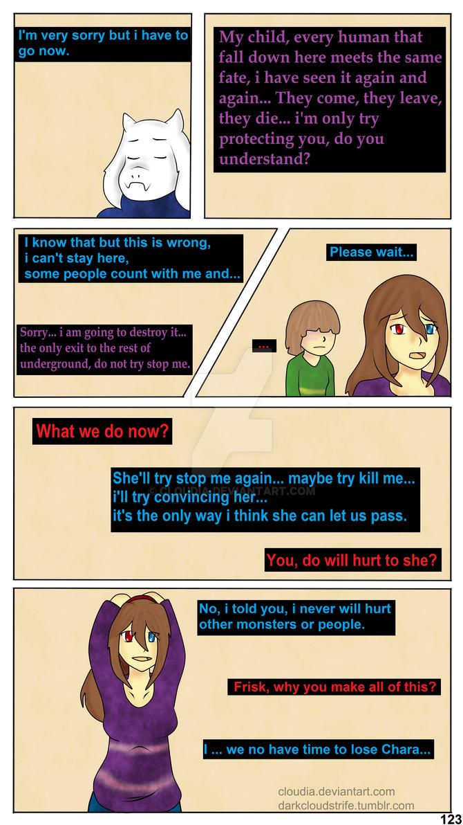 Kagamitale page 123 by Cloudia