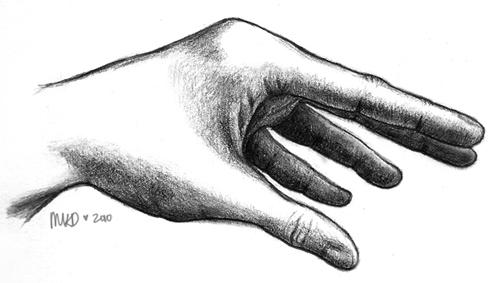 grabbing hand study by sporkism on deviantart