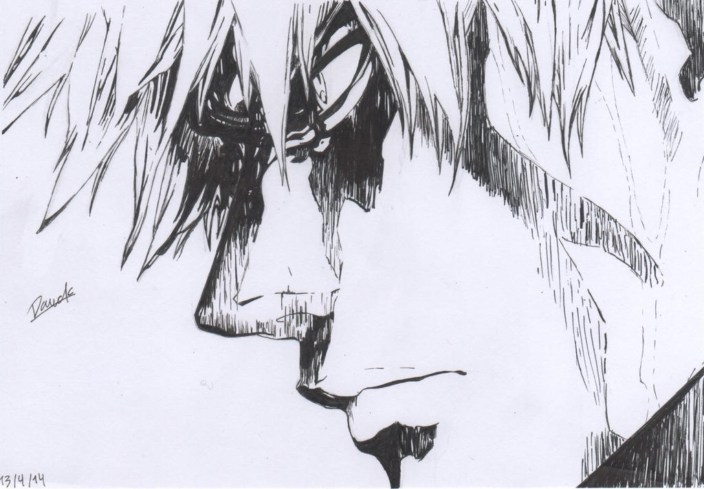 Furious ichigo. Bleach Quincy Arc