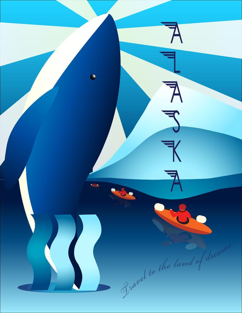 TO ALASKA KIDDIES by VisceralLuster