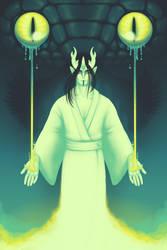 [RS] Serpent Sage Orochimaru by VisceralLuster