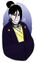 [RS] Grandfather Orochi by VisceralLuster