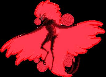 [HK] Scarlet Wings by VisceralLuster