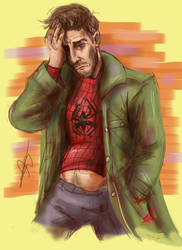 Peter B Parker by Keryth-m