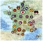 Regionalball of France