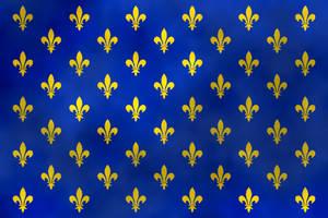 Drapeaux anciens : Armes royales ancien by Scipia