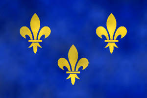 Drapeaux anciens : Armes royales classiques by Scipia
