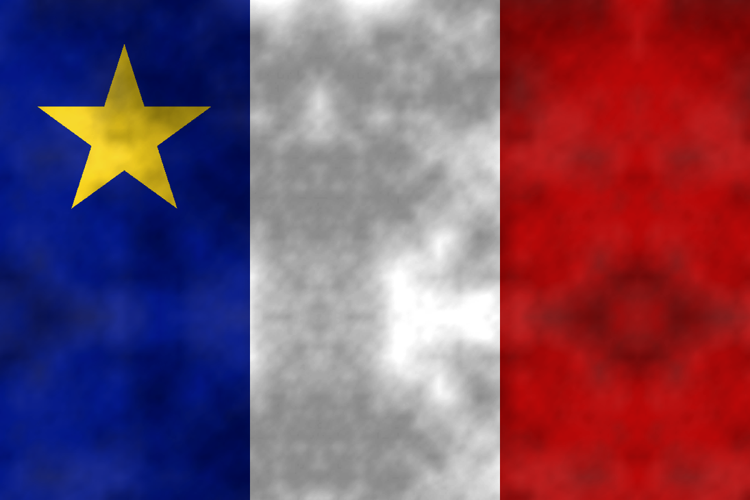 Drapeaux Franco Americains Acadie By Scipia On Deviantart