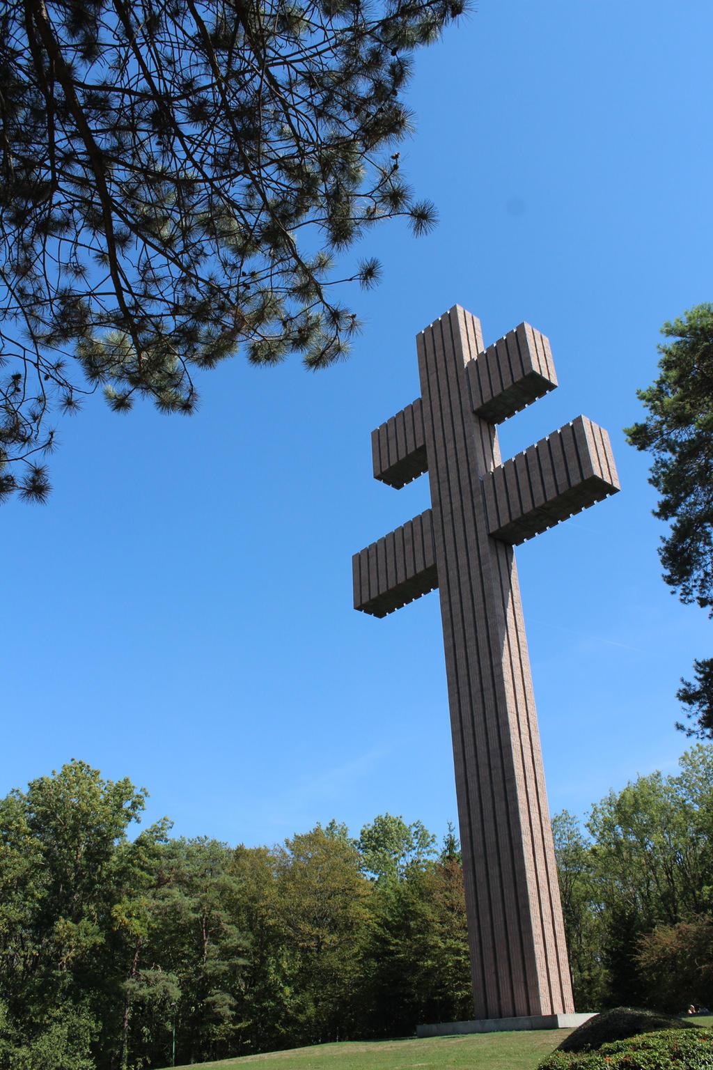 Colombey Les Deux Eglises Croix De Lorraine By Scipia On Deviantart